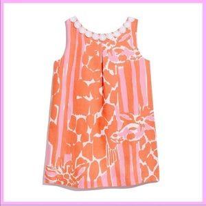 "LILLY PULITZER FOR TARGET | Girls ""Giraffey"" Dress"